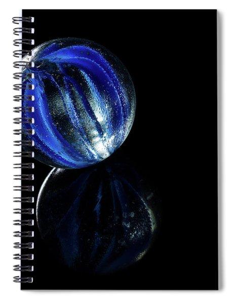 A Child's Universe 5 Spiral Notebook