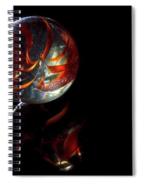 A Child's Universe Spiral Notebook
