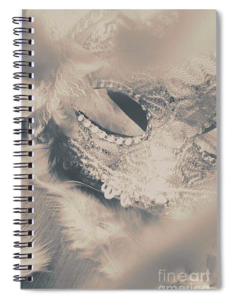 A Classical Epoch  Spiral Notebook