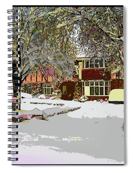 A Cosy Home Spiral Notebook