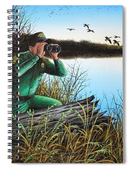 A Day At The Office - Icoo Spiral Notebook