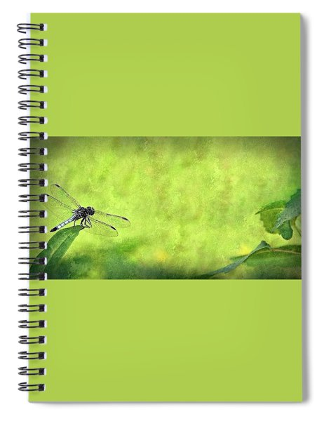 A Day In The Swamp Spiral Notebook