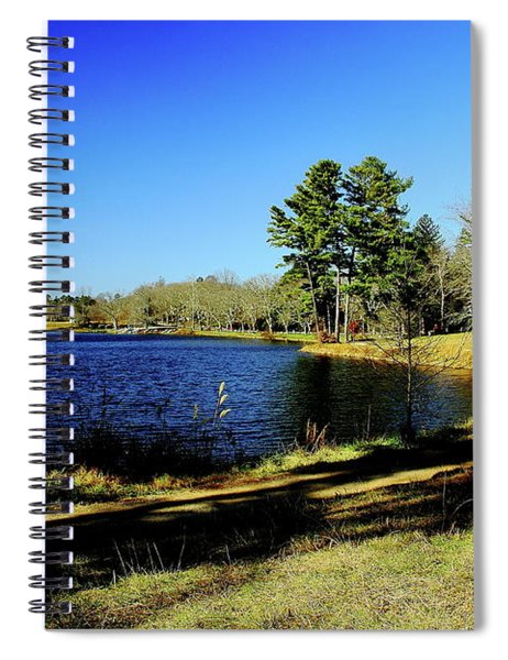 A Day To Ponder Spiral Notebook