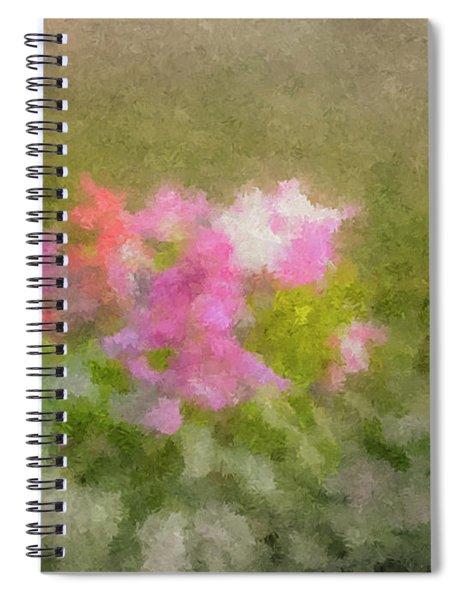 A Dream Of Summer Spiral Notebook