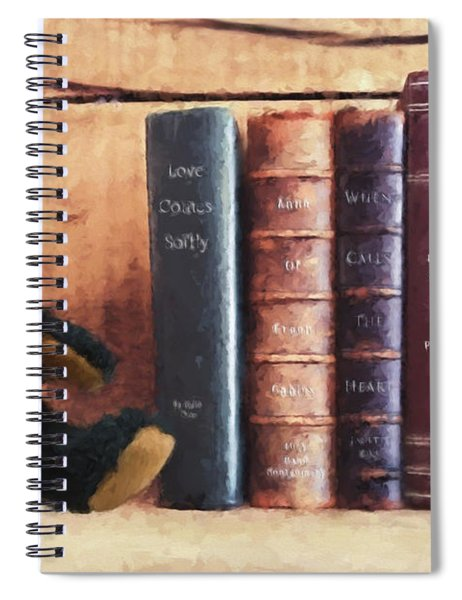 A Few Of My Favorite Things - Memories Art Spiral Notebook