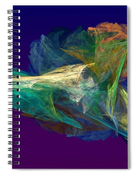 A Fleeting Moment Spiral Notebook