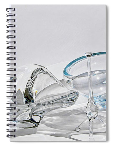 A Glass Menagerie Spiral Notebook