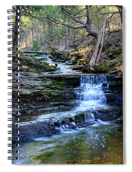 A Glimpse Of Old Oklahoma Spiral Notebook