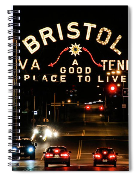 A Good Place To Live Spiral Notebook