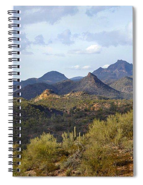 A Good View Spiral Notebook