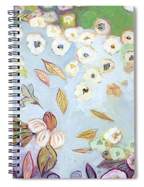 A Hidden Lagoon Spiral Notebook