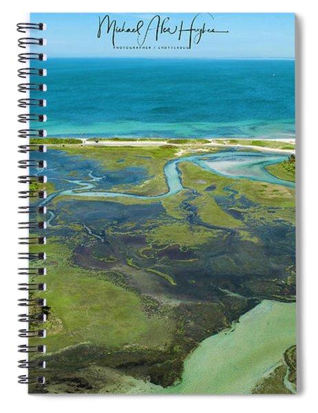 A Hidden Treasure Spiral Notebook