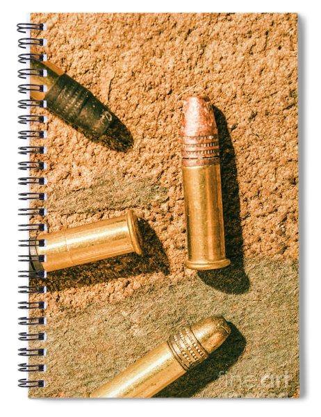 A Higher Calibre Spiral Notebook