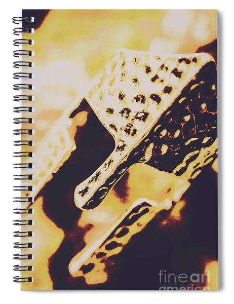 A Knights Guard Spiral Notebook
