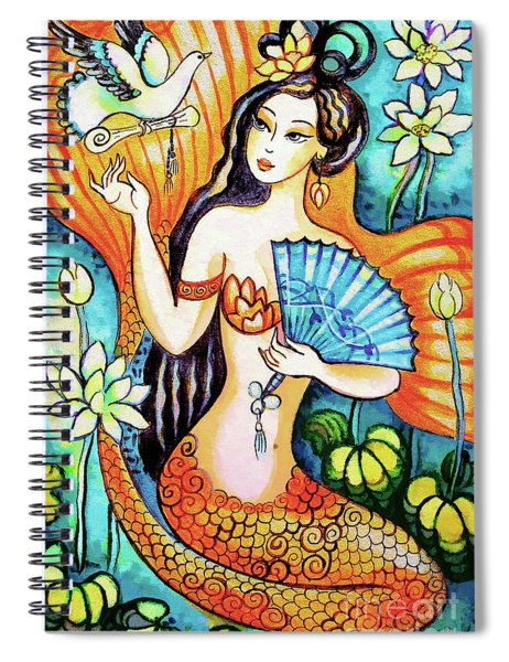 A Letter From Far Away Spiral Notebook