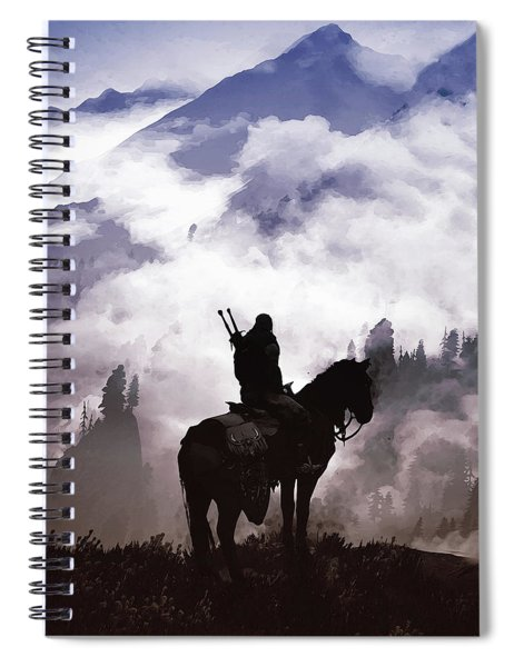 A Lifetime Of Adventure Spiral Notebook