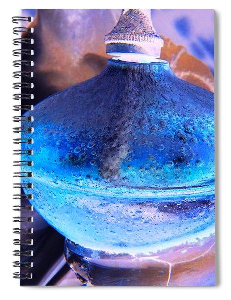 A Light Of Love II Spiral Notebook