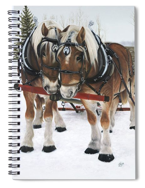 A Loving Union Spiral Notebook