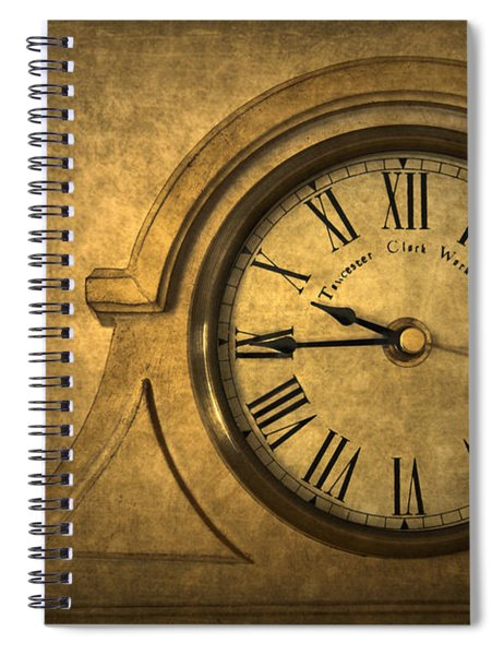 A Moment In Time Spiral Notebook