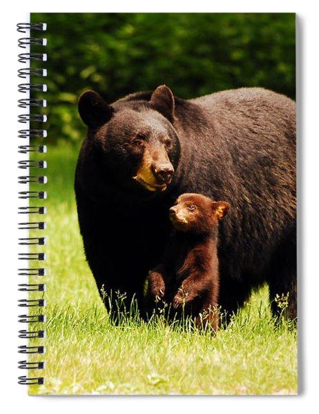 A Mothers Joy Spiral Notebook