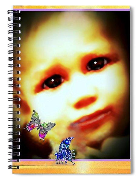 A New Life Spiral Notebook