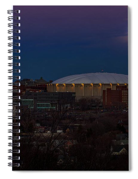 A Night To Remember Spiral Notebook