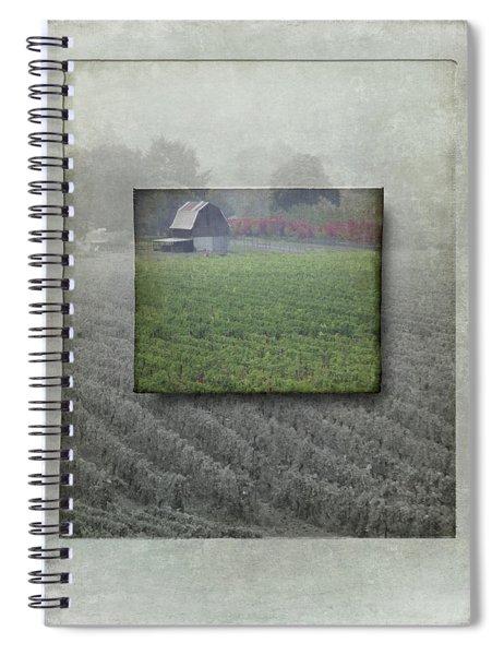 A Noir Tale Spiral Notebook