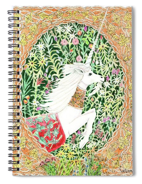 A Pawn Escapes Limited Edition Spiral Notebook