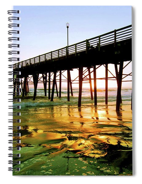 A Perfect Place Spiral Notebook