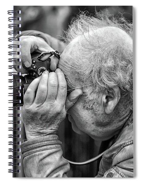 A Photographers Photographer Spiral Notebook