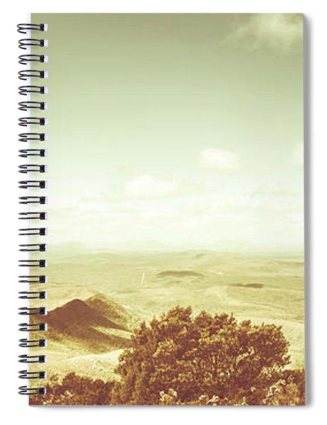 A Piece Of Tasmania Spiral Notebook