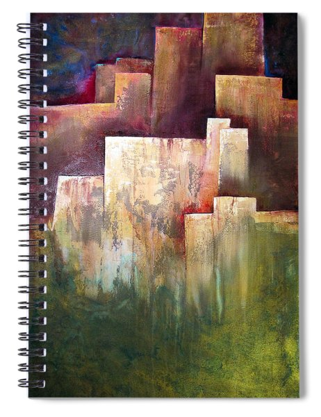 A Place For Solace Spiral Notebook
