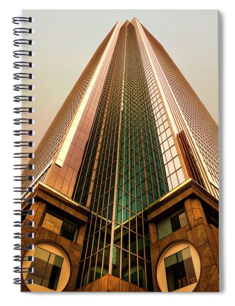 A Really Tall Building Spiral Notebook