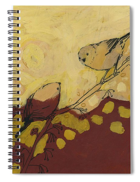 A Short Pause Spiral Notebook