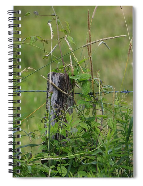 A Simple Post Spiral Notebook