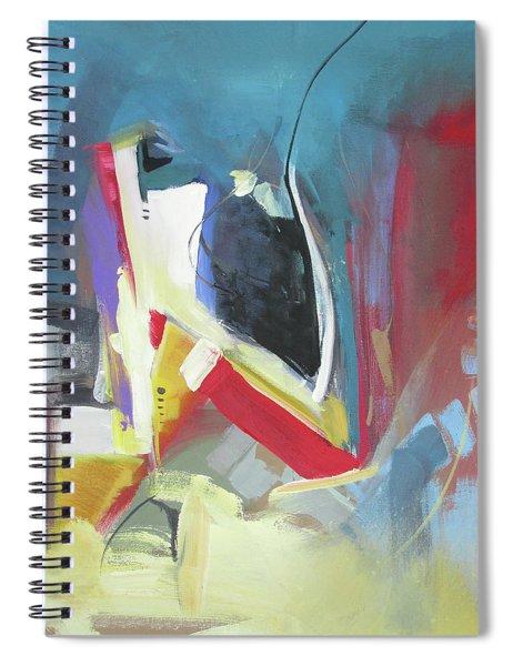 A Single Strand Spiral Notebook