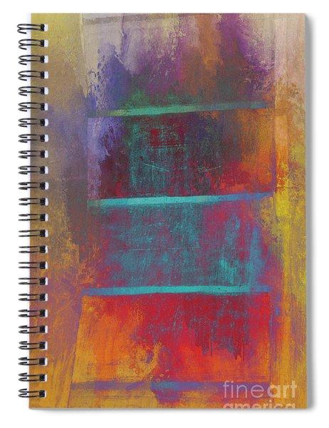A Splash Of Color Spiral Notebook
