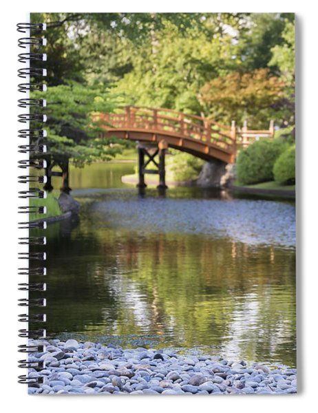 A Stone's Throw Away Spiral Notebook