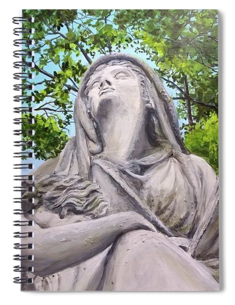 A Story Told Spiral Notebook
