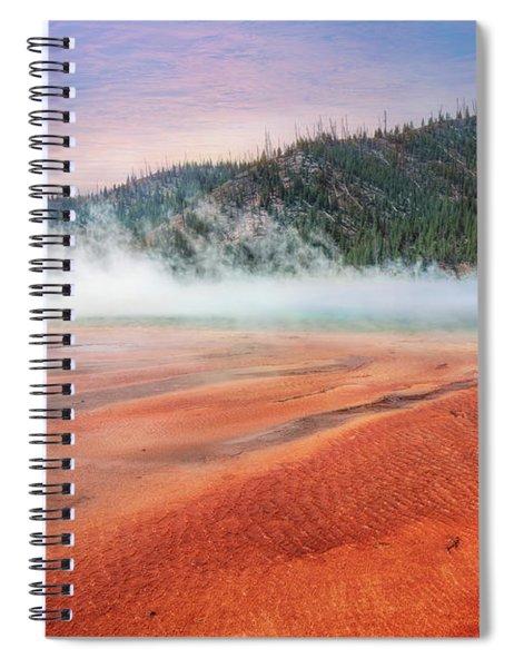 A Strange Place Spiral Notebook