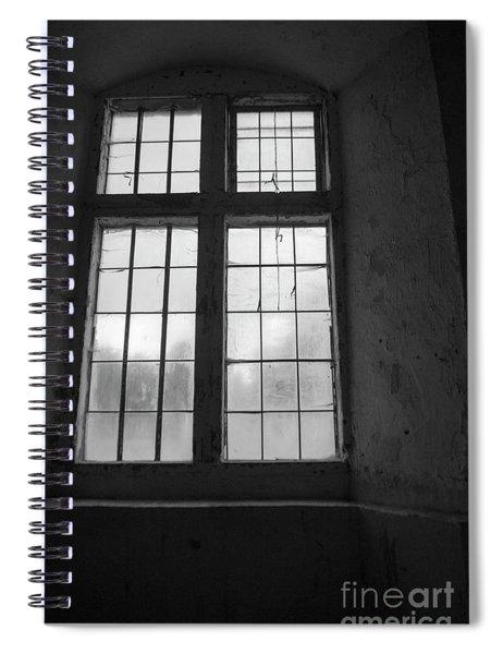 A Study Of Windows Spiral Notebook