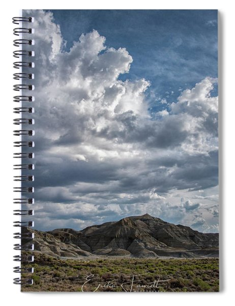 A Summer's Day Spiral Notebook
