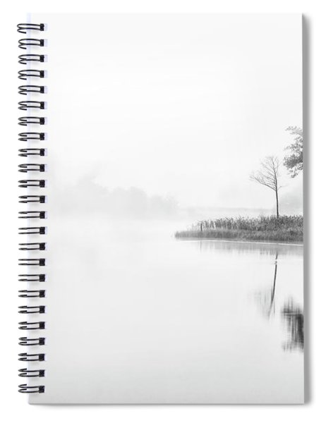 A Time For Reflection Spiral Notebook