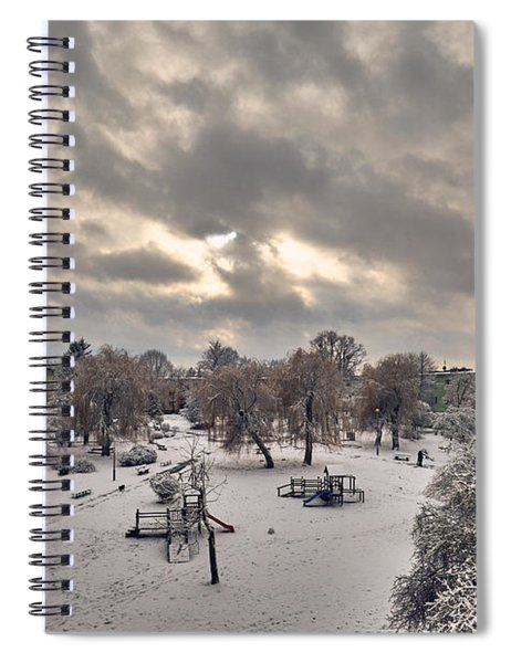 A Very Special Place Spiral Notebook