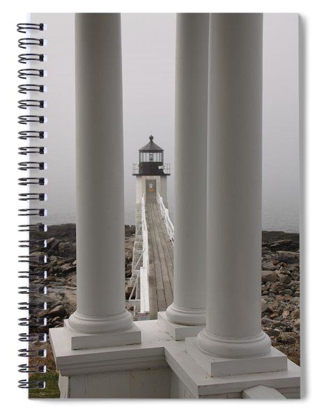 A View From The Porch Spiral Notebook