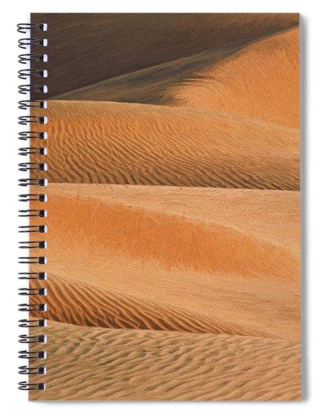 A Walk To Take II Spiral Notebook