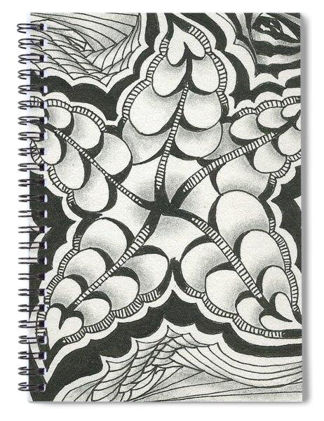 A Woman's Heart Spiral Notebook