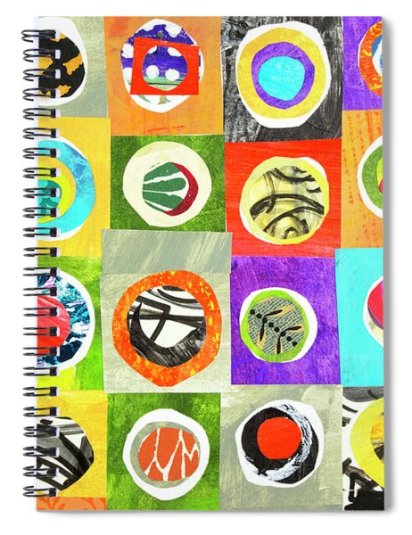 Abacus Spiral Notebook