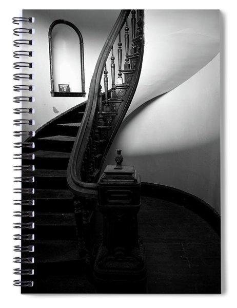 Abandoned Mansion #2 Spiral Notebook
