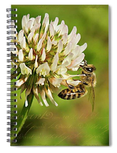 Abeille Spiral Notebook